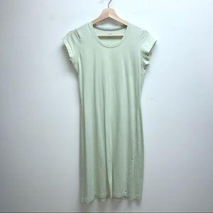 Pale green short sleeve Dress Patagonia